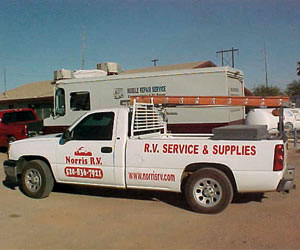 RV Service at Norris RV